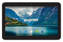 "Планшет Digma Optima 1024N LTE 10.1"" 4G 16GB Black"